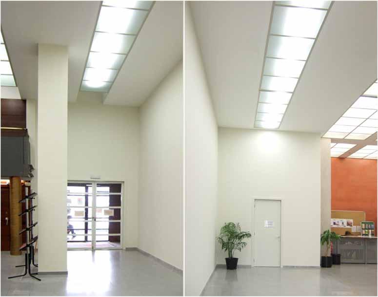 Galería pintura - Mamparas de oficinas en Barcelona, Divisiones de ...
