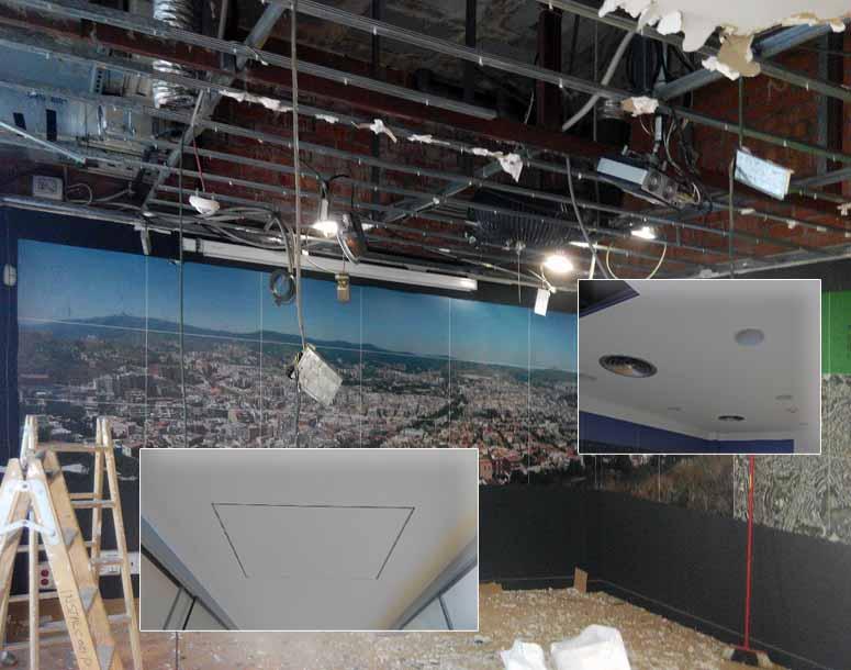 Pladur para oficinas en Barcelona, Pladur para despachos en Barcelona, pladur para naves en Barcelona (12)