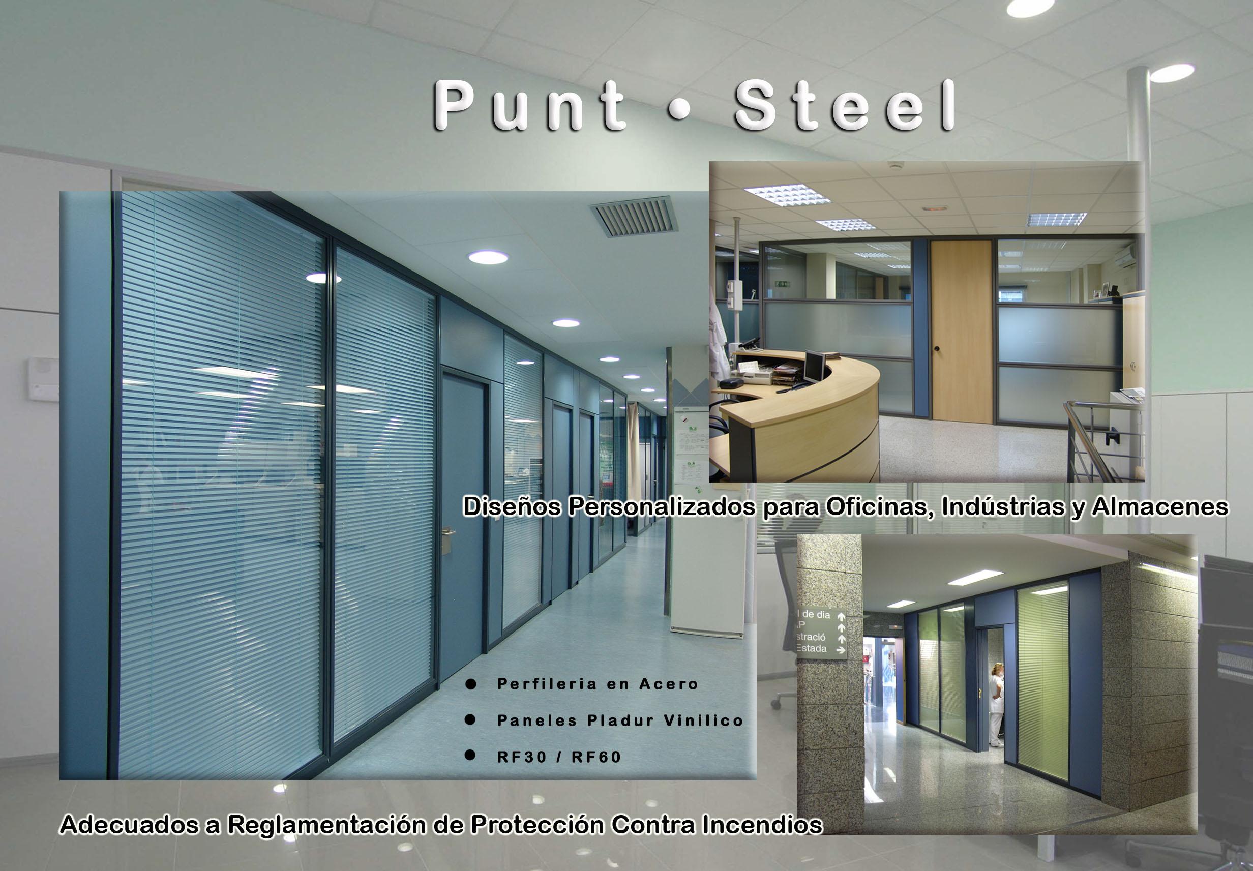 Punt - Steel