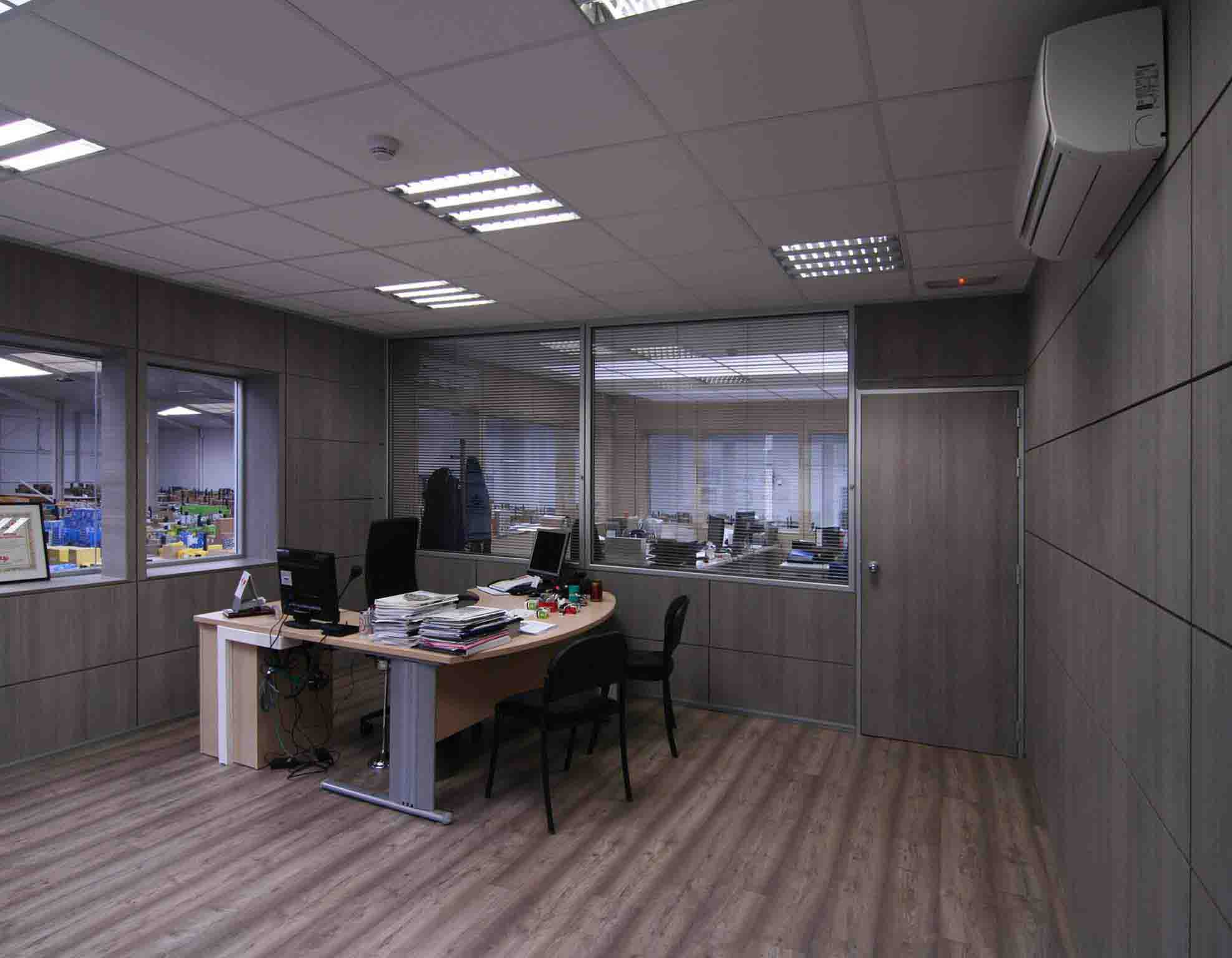 Mamparas y divisiones de oficinas Style Prono en Barcelona 4