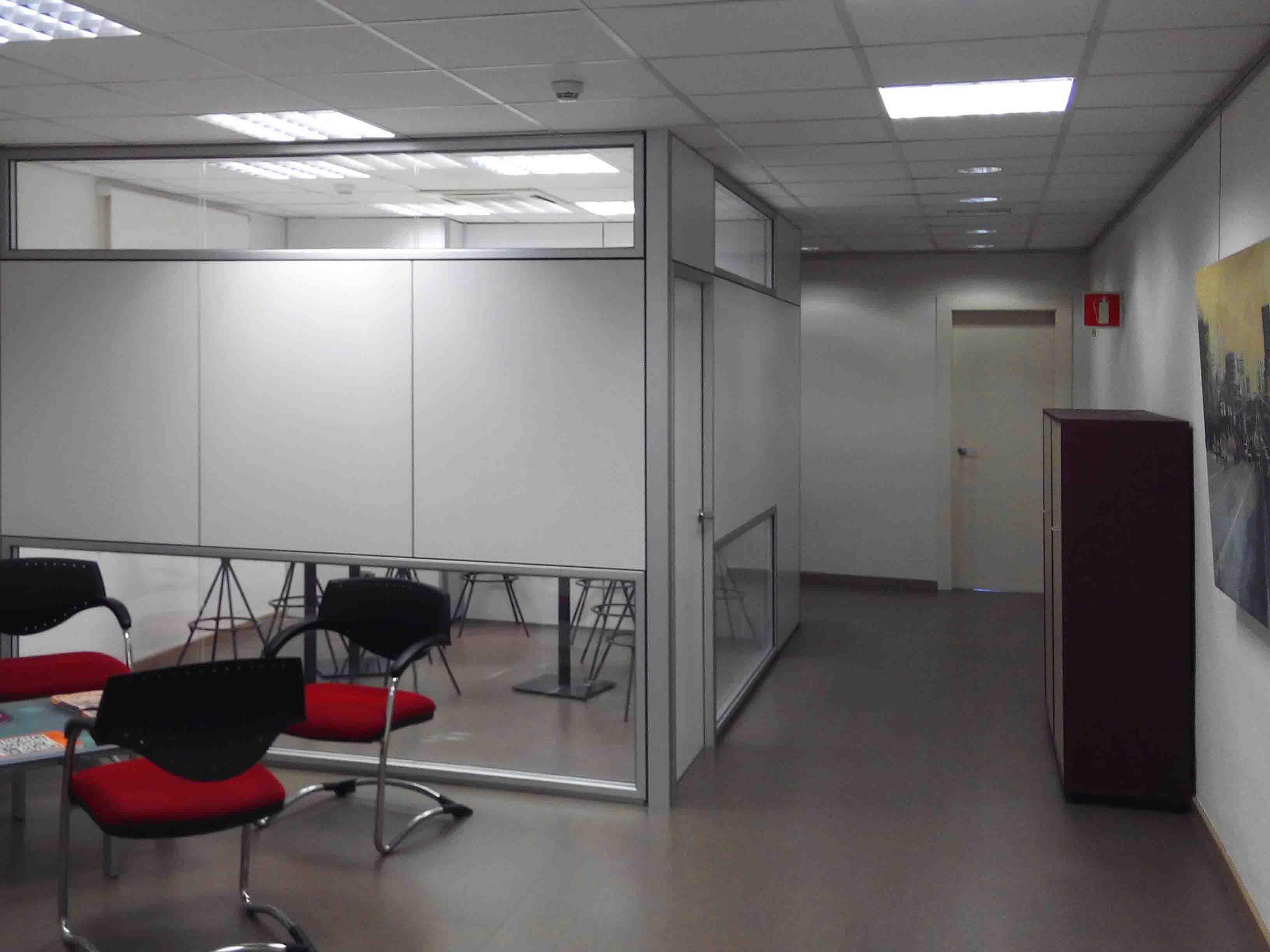 Mamparas y divisiones de oficinas Style Prono en Barcelona 8