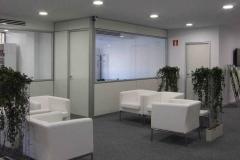 Mamparas y divisiones de oficinas Style Prono en Barcelona 2