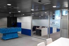Mamparas y divisiones de oficinas Style Prono en Barcelona 6