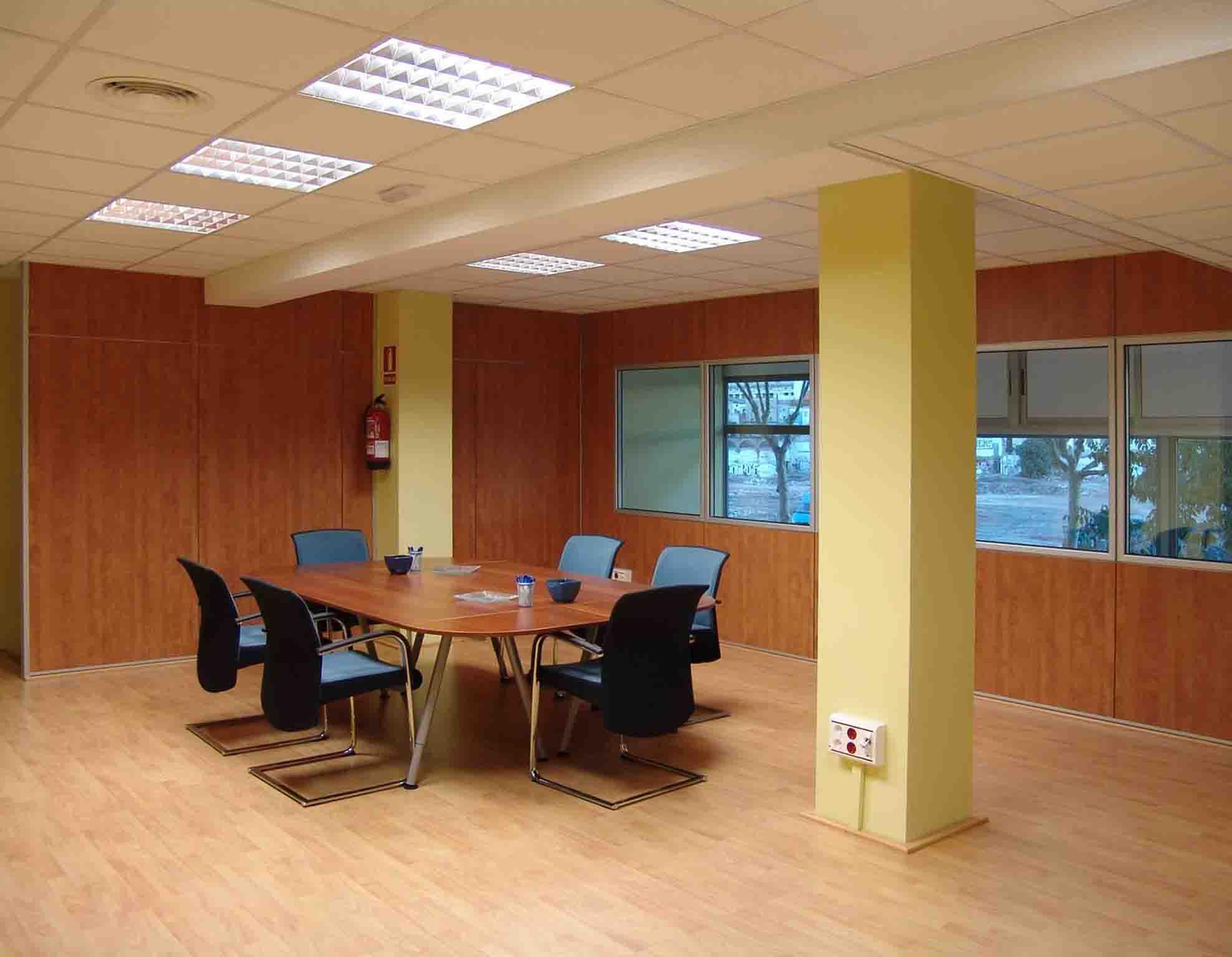 Mamparas de oficina y despachos Classyc Barcelona 3