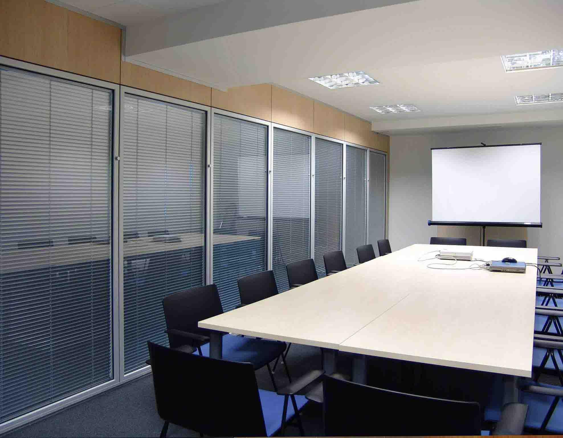 Mamparas de oficina y despachos Classyc Barcelona 5