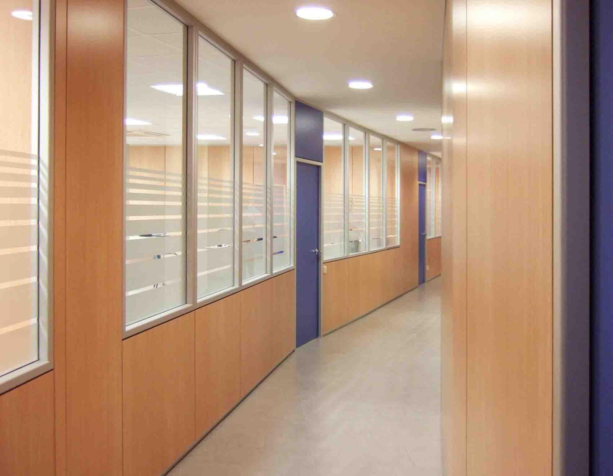Mamparas de oficina y despachos Classyc Barcelona 7