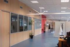 Mamparas de oficina y despachos Classyc Barcelona 4