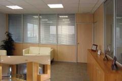 Mamparas de oficina y despachos Classyc Barcelona